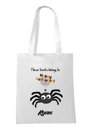 Halloween Cute Spider Bag